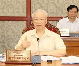Bộ Chính trị cho ý kiến về phát triển kinh tế- xã hội, chính sách tiền lương