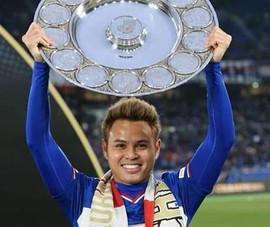 Tuyển thủ Thái Lan vào đội hình tiêu biểu châu Á