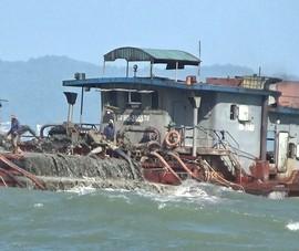 TP.HCM: Xử lý 83 vụ khai thác cát  trái phép