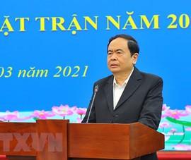 Giới thiệu ông Trần Thanh Mẫn và ông Hầu A Lềnh ứng cử ĐBQH