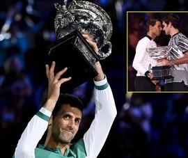 Tay vợt số một thế giới  xô đổ kỷ lục của Federer