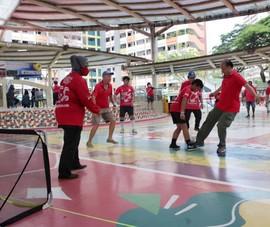 Singapore xây sân bóng  phong trào khắp mọi nơi