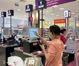 Đi siêu thị chọn món tự động như ở Nhật