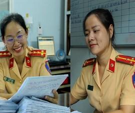 Nữ CSGT dẫn đoàn TP.HCM: Họ thực sự là ai?