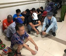 Bình Tân phát hiện 222 người tàng trữ, sử dụng ma túy