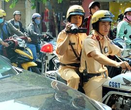 CSGT TP.HCM cảnh báo việc lừa đảo bằng việc giả 'phạt nguội'