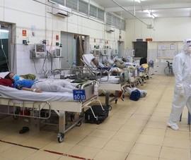 TP.HCM cần máy thở để sẵn sàng cho kịch bản 60.000 ca nhiễm COVID-19