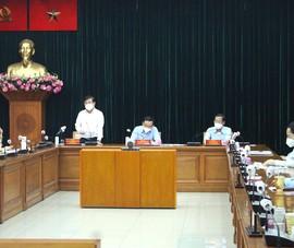 TP.HCM: Hội nghị Ban Chấp hành Đảng bộ mở rộng bàn biện pháp chống dịch