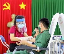 TP.HCM vận động 4 nhóm hiến máu, phấn đấu đạt 12.000 túi máu đến ngày 5-9