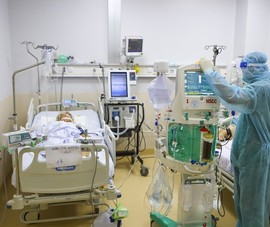 Người dân TP.HCM có thể tìm giường oxy và máy thở ở đâu?