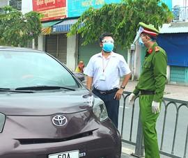 Chỉ đạo khẩn vụ xe ô tô con xin mã luồng xanh sai quy định