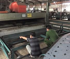 Tai nạn tại xưởng chế biến mủ cao su, 1 người tử vong