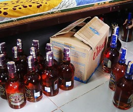 Kết quả điều tra vụ pha Vodka Hà Nội thành Chivas ngoại