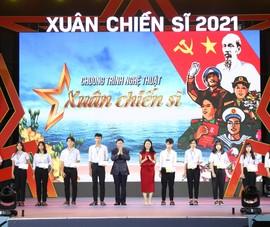 """Tổ chức chương trình """"Xuân Chiến sĩ"""" năm 2021 tại Côn Đảo"""