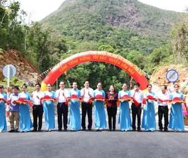 Bà Rịa-Vũng Tàu: Khánh thành đường Tây Bắc Côn Đảo