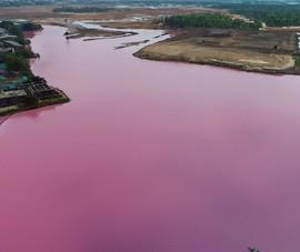 Đề xuất 'táo bạo' vụ đầm nước đổi màu ở Bà Rịa-Vũng Tàu