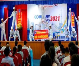 ĐH Dầu khí tổ chức ngày hội Hướng nghiệp Company Day 2021