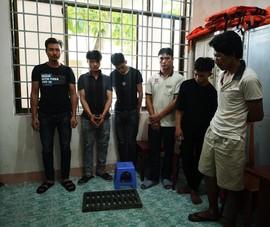 Bắt nhóm trộm hàng loạt tấm đan thoát nước ở Bà Rịa-Vũng Tàu
