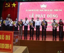 Bà Rịa- Vũng Tàu: Vận động được hơn 162 tỉ cho Vắc-xin