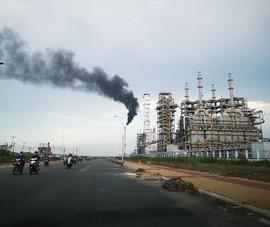Yêu cầu công ty hóa chất báo cáo về sự cố cột khí đen thải ra môi trường