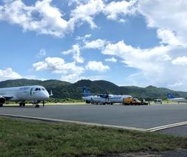 Từ 5-6, tạm dừng các chuyến bay ra Côn Đảo