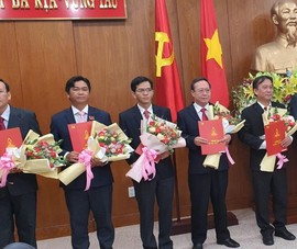 Bà Rịa-Vũng Tàu thi tuyển lãnh đạo Ban Nội chính, Dân vận