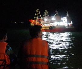 Đưa 25 thuyền viên từ Malaysia về Vũng Tàu đi cách ly