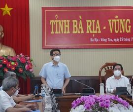 Phó Thủ tướng: Bà Rịa- Vũng Tàu rất chủ động nhưng không được chủ quan