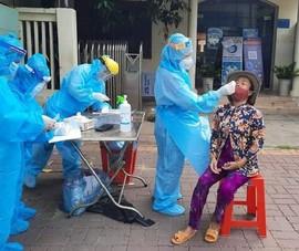 Huy động tổng lực lấy mẫu hơn 8.000 người dân ở 'điểm nóng' Long Hải