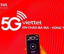 Chính thức khai trương mạng 5G tại Bà Rịa- Vũng Tàu