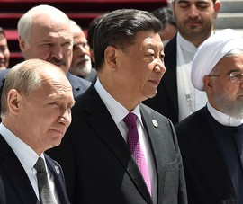 Trọng Nga và Iran, Trung Quốc phạm sai lầm chiến lược lớn