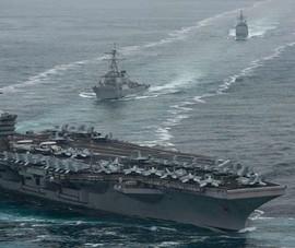 Cùng điều tàu sân bay đến khu vực, Mỹ, Trung Quốc muốn gì?