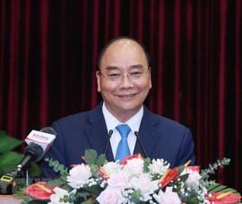 Chủ tịch nước Nguyễn Xuân Phúc chủ trì họp cải cách tư pháp
