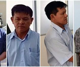 Truy tố 10 cán bộ ở Phan Thiết gây thiệt hại gần 10 tỉ