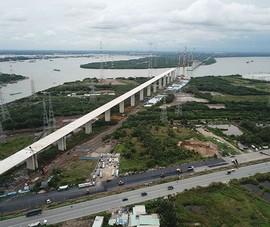 Cao tốc Bến Lức - Long Thành không định được ngày hoàn thành