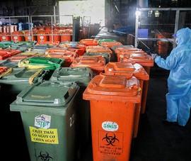 Rác thải của người cách ly tại nhà phải xử lý như rác thải y tế
