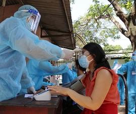 Bộ Y tế hướng dẫn mức hỗ trợ cho cán bộ y tế, tình nguyện viên