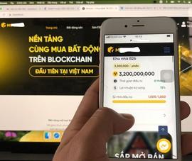 1 căn nhà bán blockchain cho 1.000 người