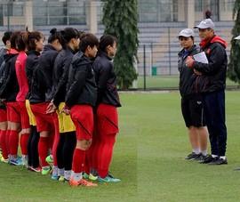 HLV Mai Đức Chung: Phải thắng 2 trận để đứng đầu bảng