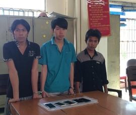 17 tuổi cầm đầu băng 'gây mê' bảo vệ, đột nhập FPT trộm cắp