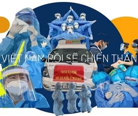 Sinh viên ĐH Kiến Trúc TP.HCM vẽ tranh gây Quỹ vaccine phòng chống COVID-19