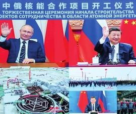 Nga, Trung Quốc gia hạn hiệp ước hữu nghị 20 năm tuổi