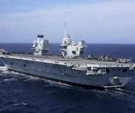 Anh điều tàu quân sự đến Biển Đông: Mũi tên trúng 2 đích