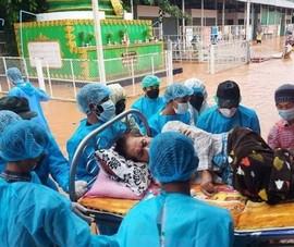COVID-19: Cảnh báo Myanmar thành nước siêu lây lan, Thái Lan quá tải xử lý