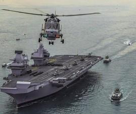 Tập trận chung, Anh và Nhật gửi một loạt thông điệp đến AĐD - TBD và Trung Quốc