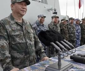 Cuộc khẩu chiến giữa quan chức không quân Mỹ và Trung Quốc