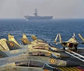 Giới phân tích bàn về chuyện Ấn Độ hiện diện ở Biển Đông