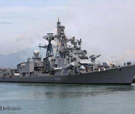 Ấn Độ, Singapore hoàn tất tập trận gần Biển Đông
