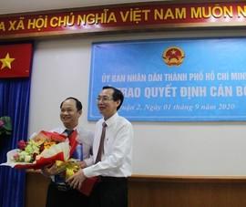 Ông Lê Đức Thanh làm chủ tịch UBND quận 2