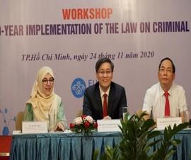 Luật Lý lịch tư pháp và quyền con người